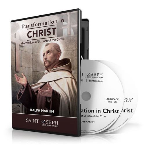 Transformation In Christ: The Wisdom of St. John of the Cross (Digital)