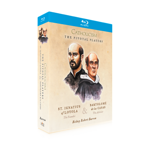 St. Ignatius of Loyola & Bartolomé las Casas - Pivotal Players - Blu-ray DVD Set