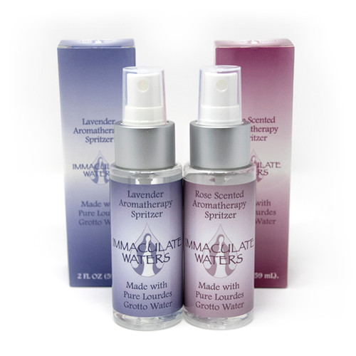 Aromatherapy Spritzer 2- Pack