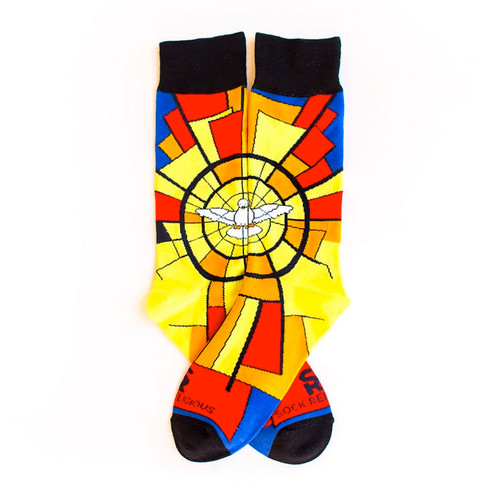 Holy Spirit Socks - Sock Religious