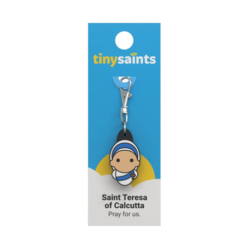 Saint Teresa of Calcutta - Tiny Saints Charm