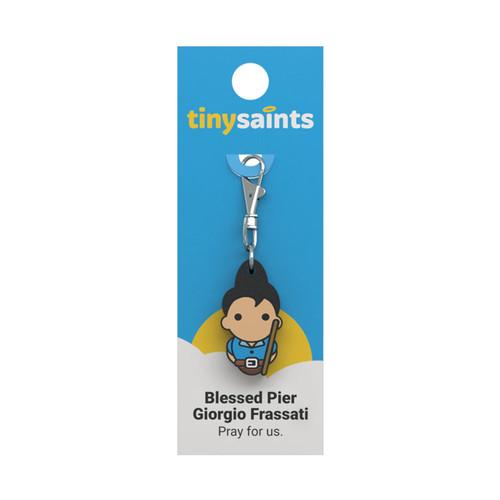Blessed Pier Giorgio Frassati - Tiny Saints Charm