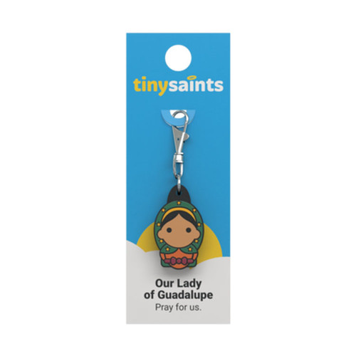 Our Lady of Guadalupe - Tiny Saints Charm