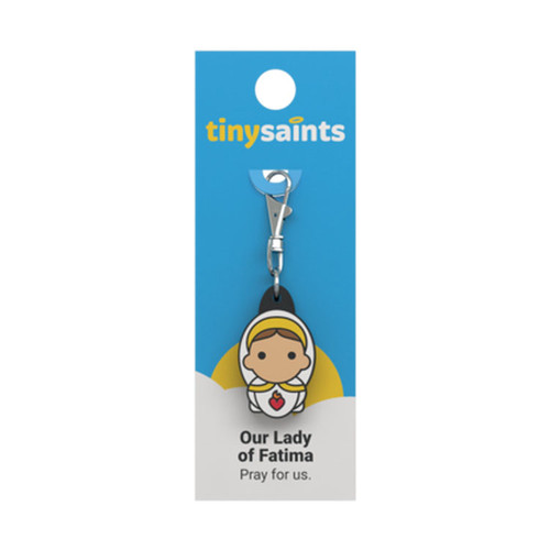Our Lady of Fatima - Tiny Saints Charm