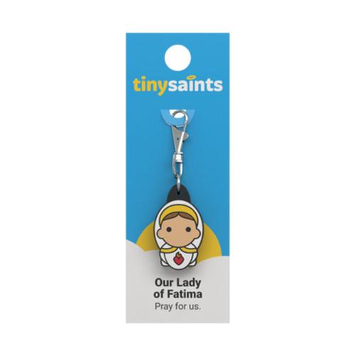 Our Lady of Fatima - Tiny Saints Charm