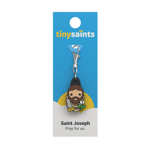 Saint Joseph - Tiny Saints Charm