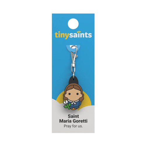Saint Maria Goretti - Tiny Saints Charm