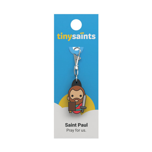 Saint Paul - Tiny Saints Charm