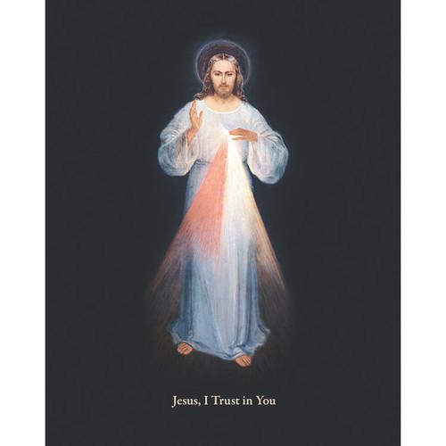 """Divine Mercy (Vilnius) - Canvas Print - 8"""" x 10"""""""