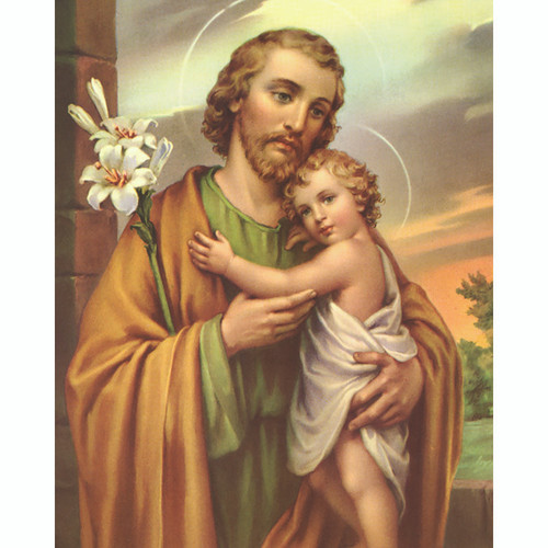 Traditional Image of St. Joseph