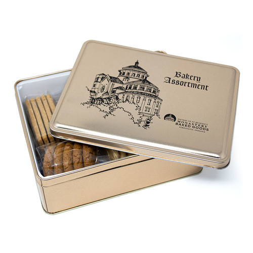 Monastery Baked Goods | Cookie Assortment Tin