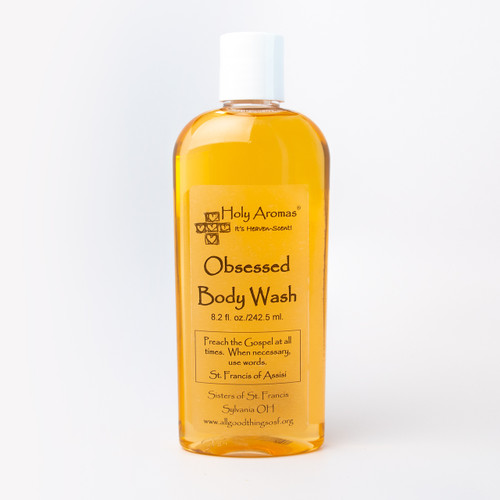 Holy Aromas® | Body Wash - Obsessed (Men's) - 8oz