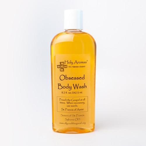 Holy Aromas® | Body Wash - Obsessed (Men's) - 8oz