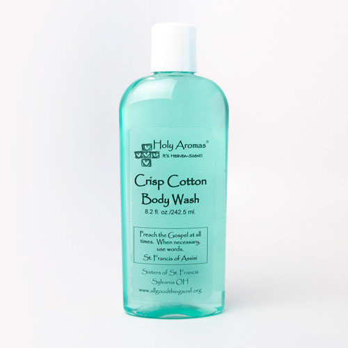 Body Wash - Crisp Cotton
