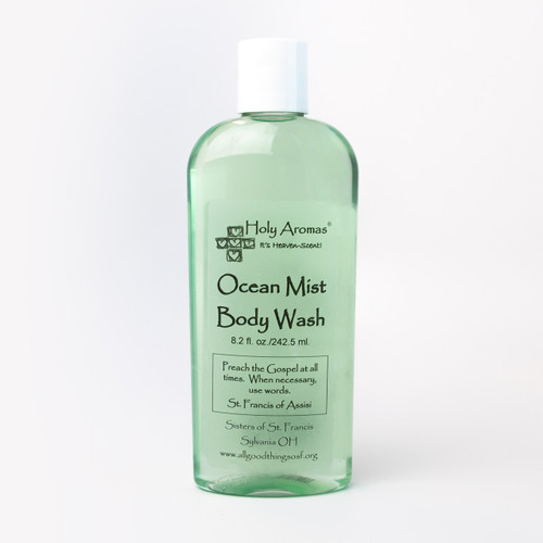 Body Wash - Ocean Mist