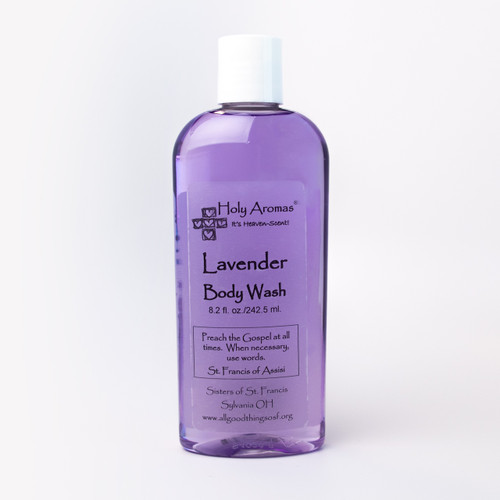 Holy Aromas® | Body Wash - Lavender - 8oz