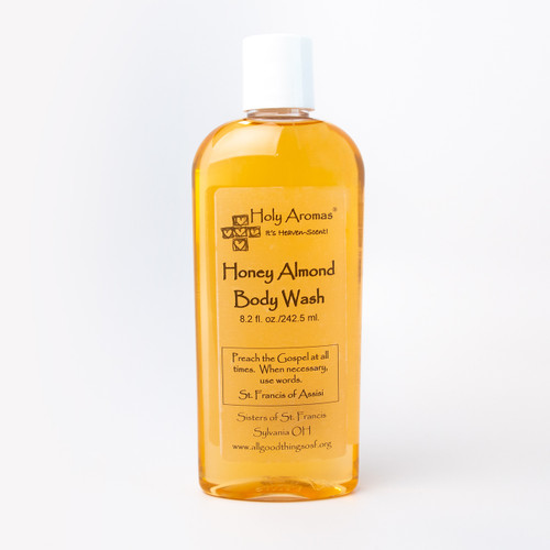 Body Wash - Honey Almond