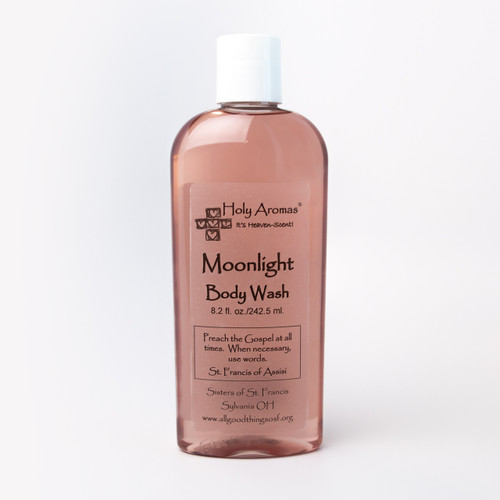 Holy Aromas® | Body Wash - Moonlight Path - Front