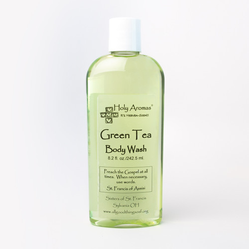 Body Wash - Green Tea