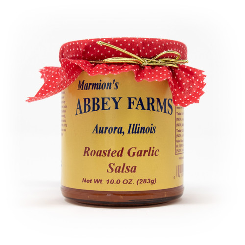 Abbey Farms - Roasted Garlic Salsa