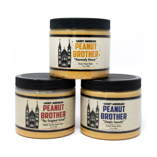 Peanut Brother | 3-Pack Assorted Flavors