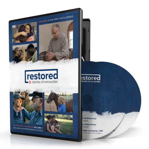 Restored: Stories of Encounter - New Edition