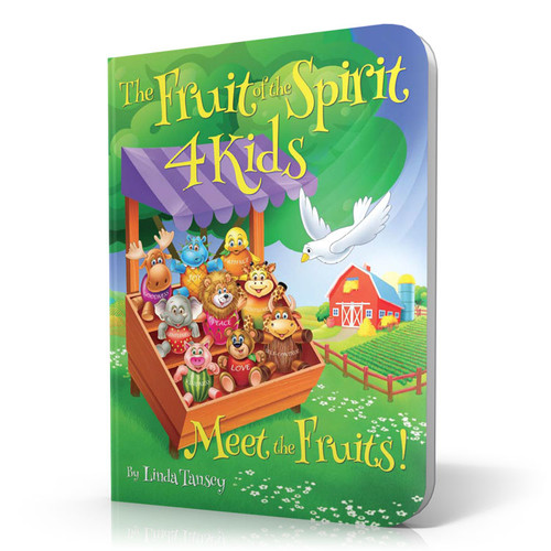The Fruit of the Spirit 4 Kids - Board Book