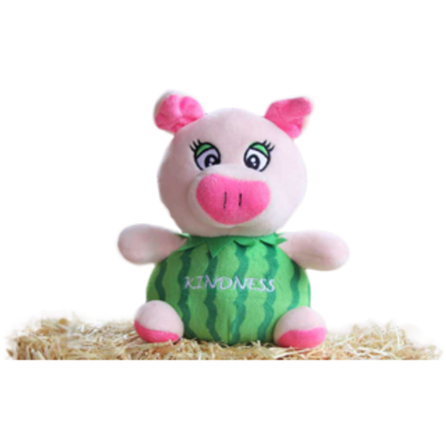 Kindness the Watermelon Pig - Plush