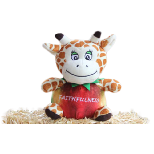 Faithfulness the Mango Giraffe - Plush