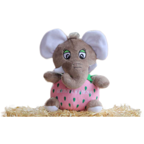 Gentleness the Strawberry Elephant - Plush