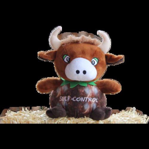 Self-control the Coconut Bull - Plush
