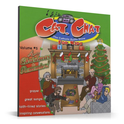 Cat Chat: A Christmas to Remember
