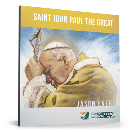 Saint John Paul the Great - Single CD