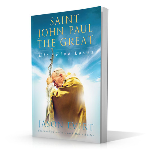 Saint John Paul the Great - Book