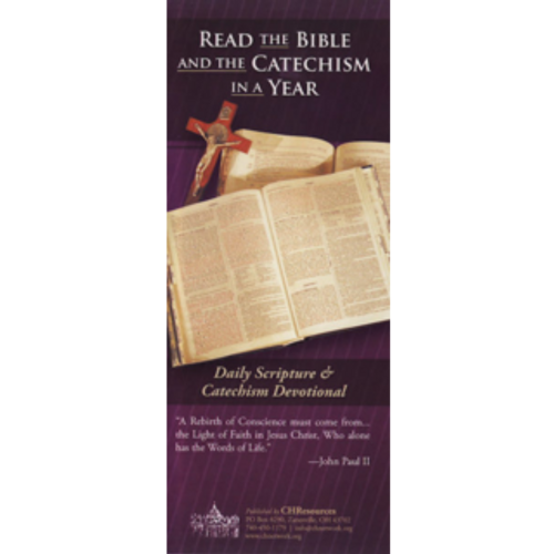 20 Pack (Bundle) - Read Bible in a Year