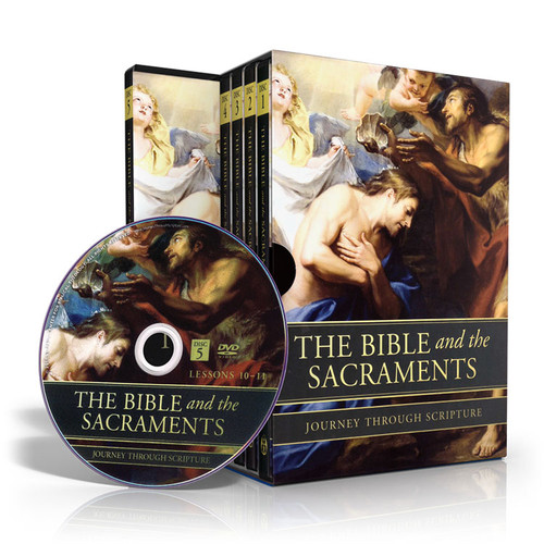 The Bible and the Sacraments - DVD