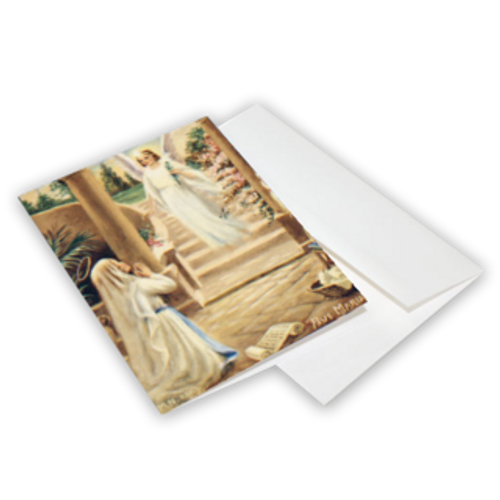 Ave Maria Greeting Cards 10-Pack