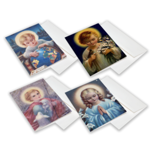 Mother Nealis Youth Series Greeting Cards 12-Pack