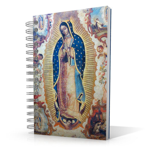 Virgin of Guadalupe 5.5 x 8.5 Journal