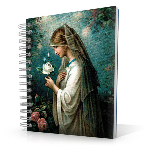 Mystical Rose 5 x 4 Notebook