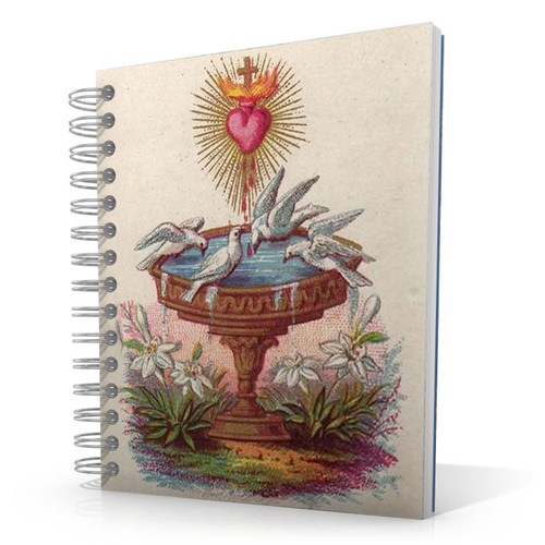 The Source of Graces 5 x 4 Notebook