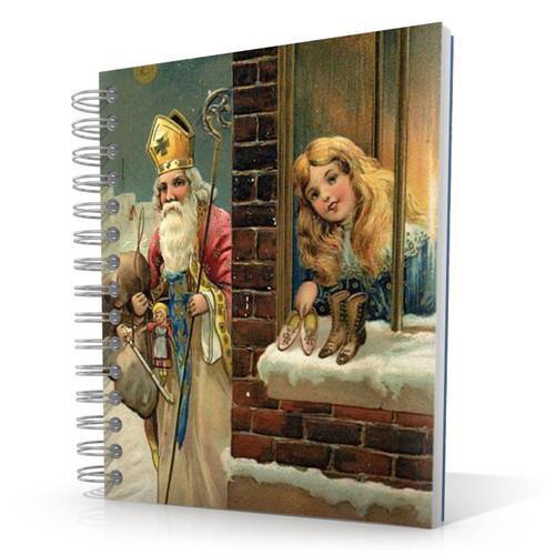 St. Nicholas 5 x 4 Notebook