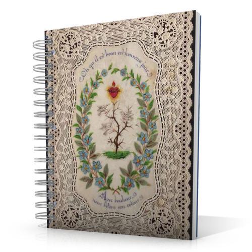 Gaudate Sunday 8.5 x 11 Notebook