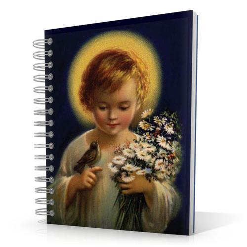 Vita Mundi (Life of the World) 8.5 x 11 Notebook