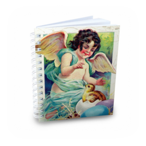 Easter Angel 5 x 4 Notebook