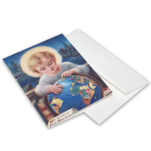 Ubi Caritas Greeting Cards 10-Pack