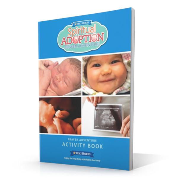 Spiritual Adoption Activity Book