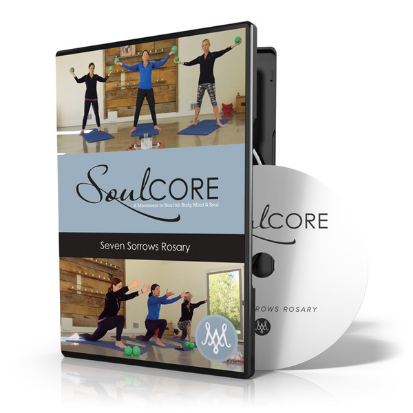 SoulCore - Seven Sorrows Rosary DVD