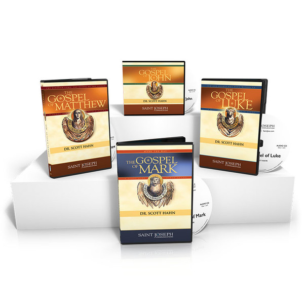 Scott Hahn Gospel Bundle