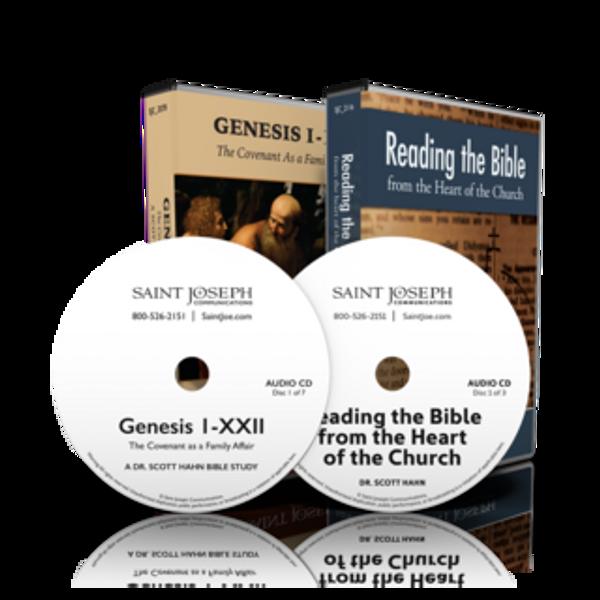 Dr. Scott Hahn Scripture Bundle